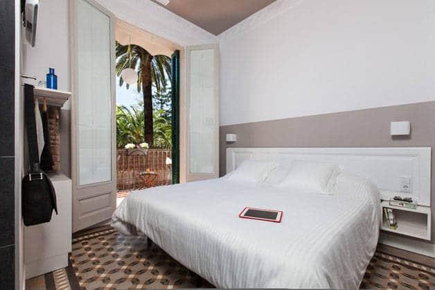 hoteles en Barcelona, ecozentric