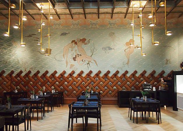 hoteles en Barcelona: hotel España