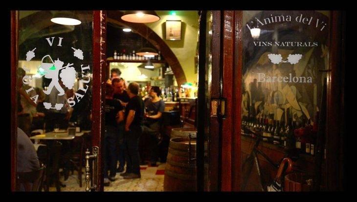 vinoteca: Anima del Vi exterior