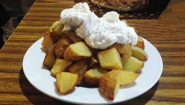 Casa López patatas