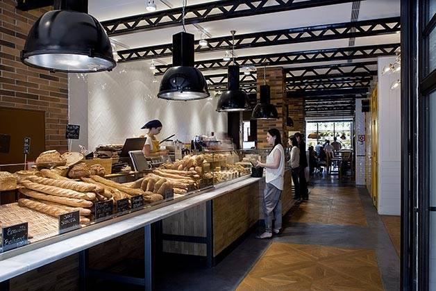 hoteles en Barcelona: Praktik Bakery