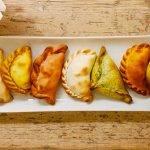 Empanadas de colores Las Muns