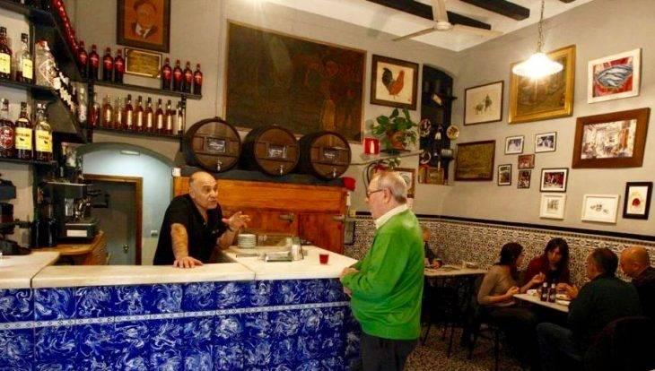 bar de tapas La Plata