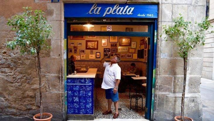 tapas Barcelona Bar la plata