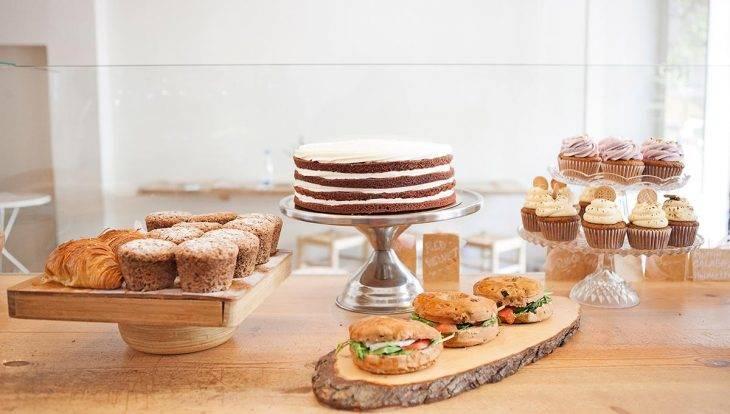 cafetería cup&cake bocadillos y cupcakes