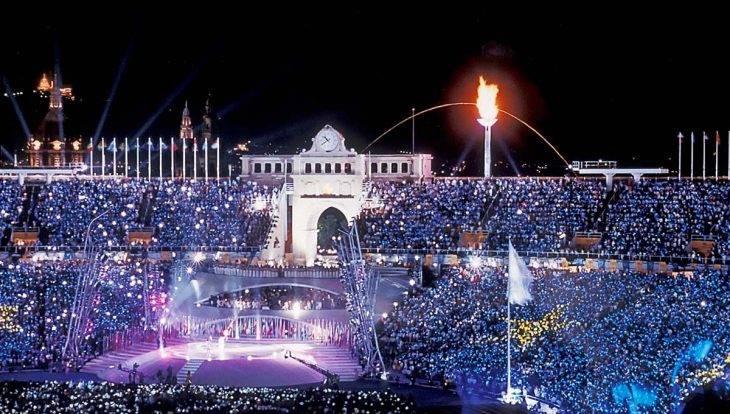Barcelone jeux olympiques de 1992