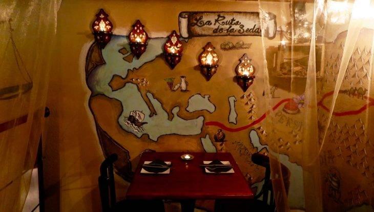 Ziryab - restaurante romántico