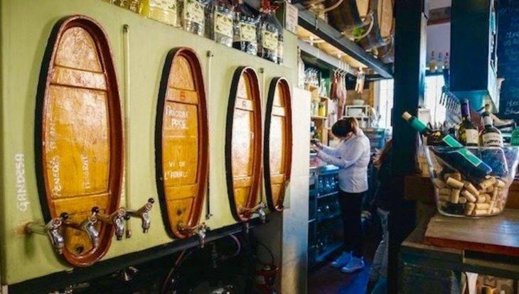 bar de tapas Bodega Fermín