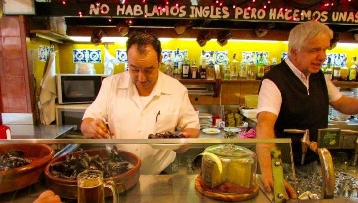 Bar de tapas La Bombeta
