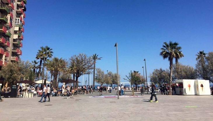 albergues en Barcelona, safestay exterior