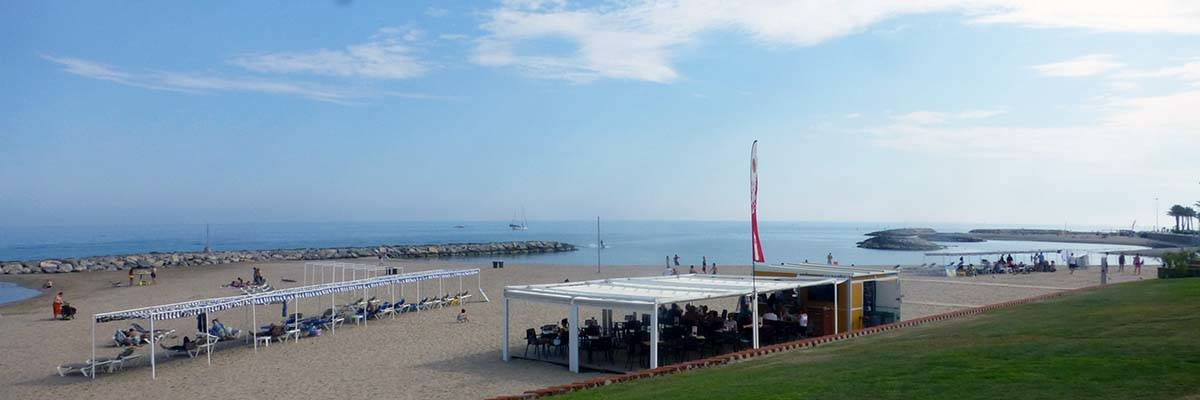 camping barcelone plage de sitges