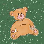 dessin d'un ours en peluche
