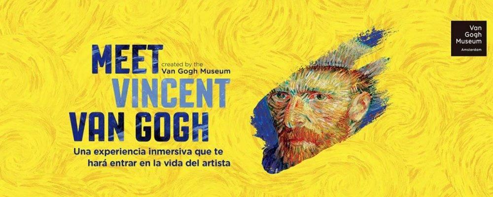 La exposición Meet Van Gogh llega a Barcelona del 14 marzo al 2 junio de 2019
