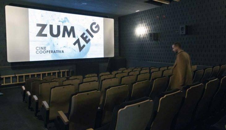 cines de barcelona Zumzeig en versión original