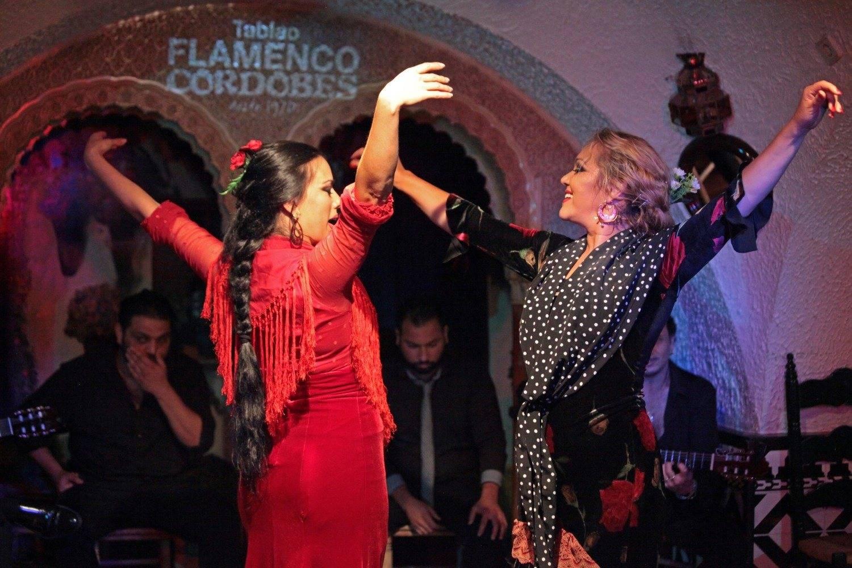 flamenco tablao cordobés agenda