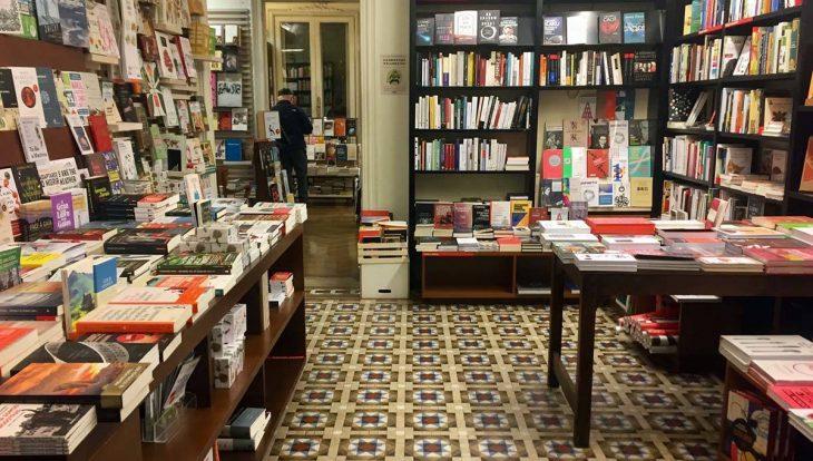 libreria la central sitios para visitar en barcelona