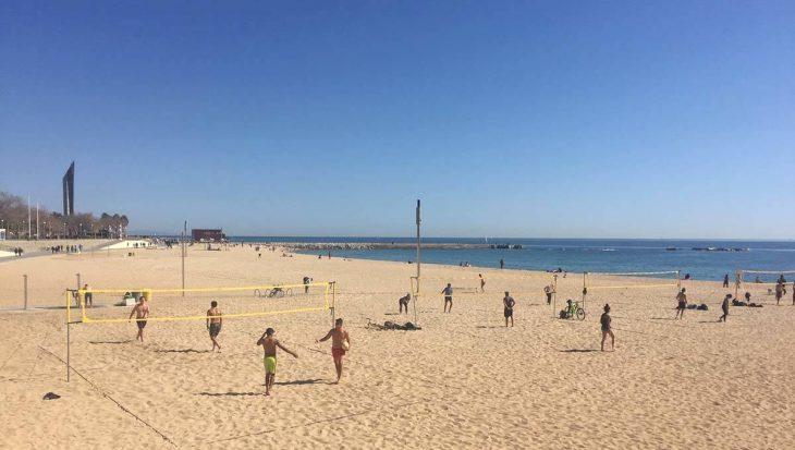 playa de barcelona visitar